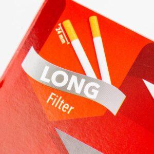 Tuburi tigari WATSON Red X-Long (200)