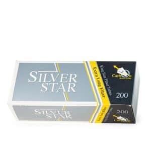 Tuburi tigari SILVER STAR XL Carbon (200)