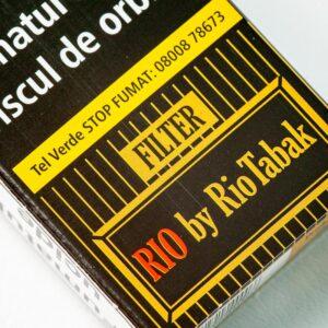 Tigari de foi RIO Filter by RioTabak (10)
