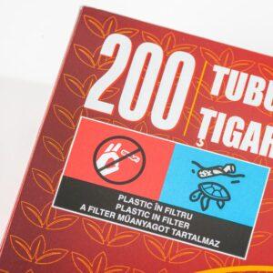 Tuburi tigari BGM (200)