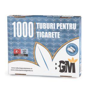 Tuburi tigari BGM White (1000)
