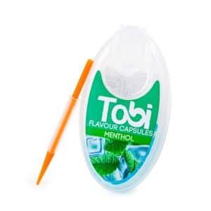 Capsule pentru tigari TOBI Menthol (100)