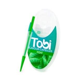 Capsule pentru tigari TOBI Mint (100)
