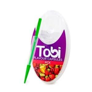 Capsule pentru tigari TOBI Mix (100)