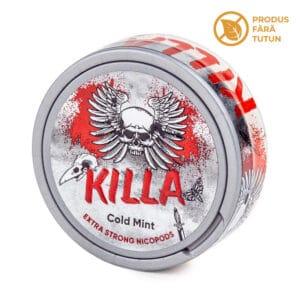 Nicotine pouch KILLA Cold Mint