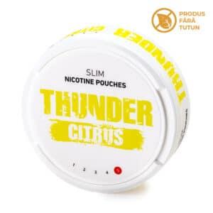 Nicotine pouch THUNDER Citrus