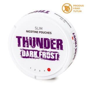 Nicotine pouch THUNDER Dark Frost