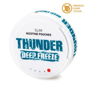 Nicotine pouch THUNDER