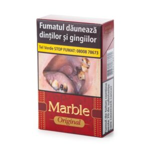 Tigarete MARBLE Red (maximal 16.30 lei)